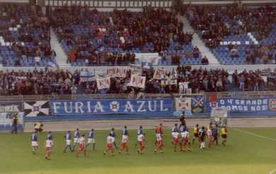 Estádio do Restelo - Belenenses Fans