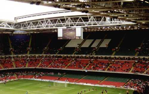 Millennium Stadium - South Stand
