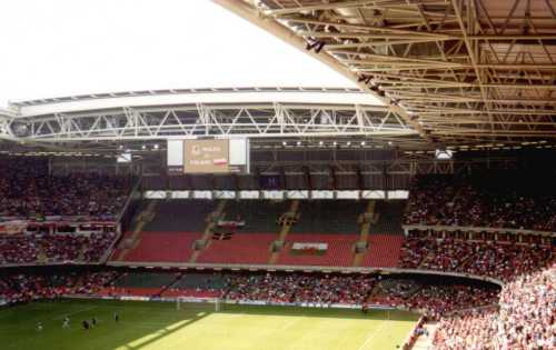 Millennium Stadium - North Stand