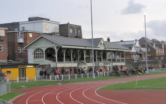 Wellesley Stadium