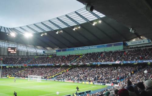 City of Manchester Stadium - South Stand