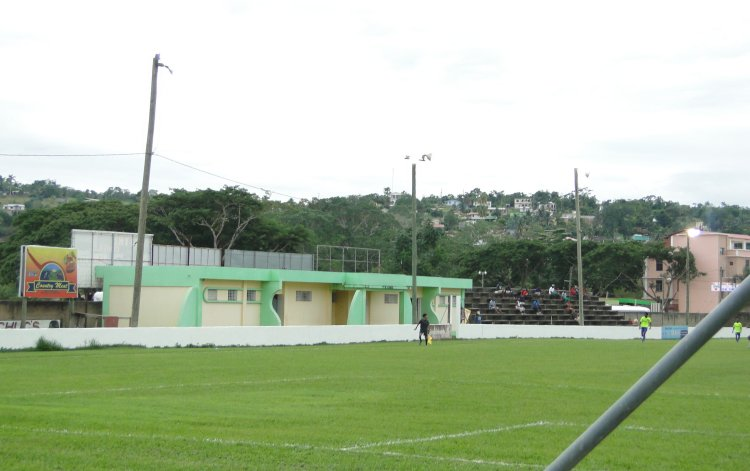 Norman Broaster Stadium