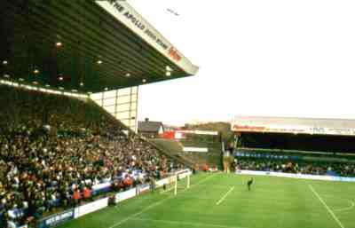 Hawthorns Apollo 2000 Stand